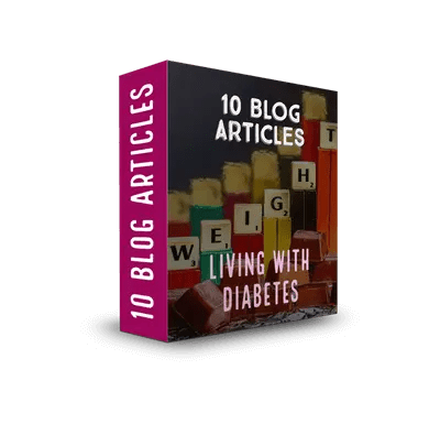 Living with Diabetes PLR Article Pack$3.99