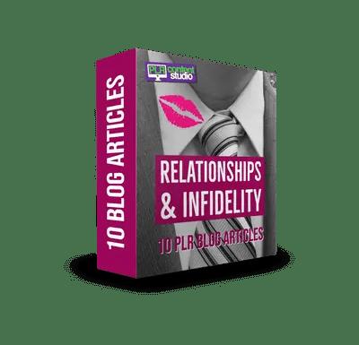 Relationships & Infidelity PLR Article Pack$7.99