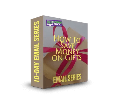 How To Save Money on Gifts PLR Email Series$7.99