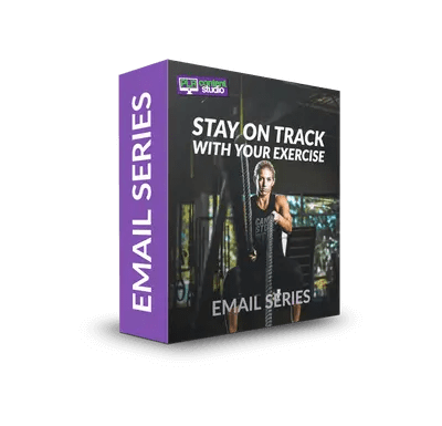 Stay On Track With Your Exercise PLR Email Series$7.99