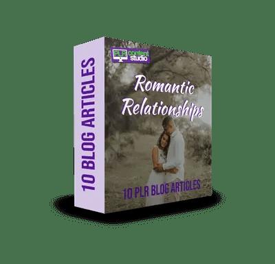 Romantic Relationships PLR Article Pack
