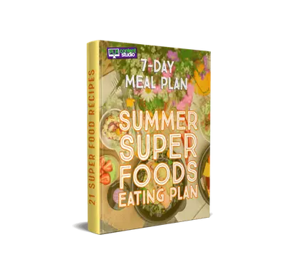7-Day Summer Superfoods PLR Eating Plan$14.99