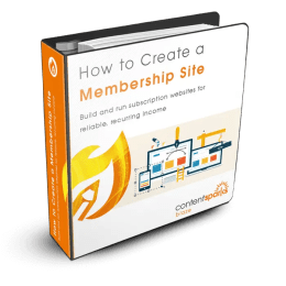 How to Create a Membership Site PLR Course