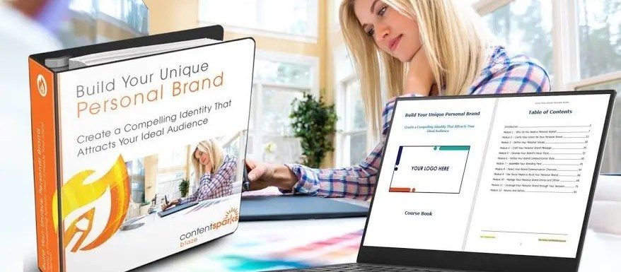 Build a Unique Personal Brand from ContentSparks