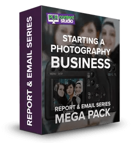 Photography-PLR- Mega Pack Report Email