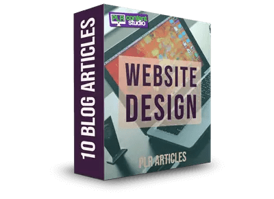 PLR-website-design-articles