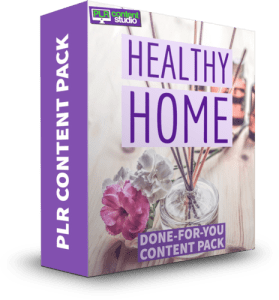 healthy-home-plr-content-package
