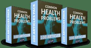 Common-Health-Problems-PLR-articles