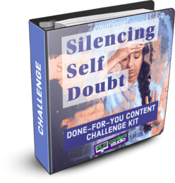 self-doubt-plr-content-studio-challenge-kit