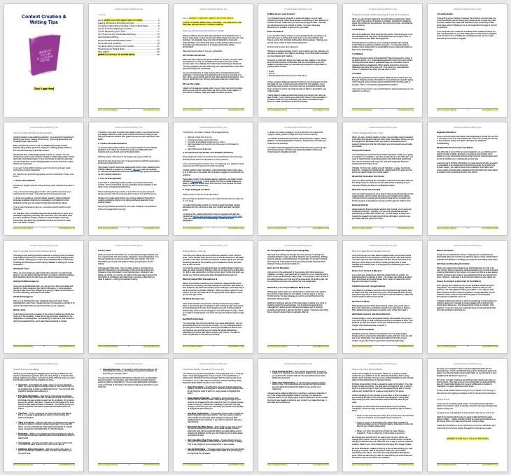 content-creation-plr-ebook-screenshot