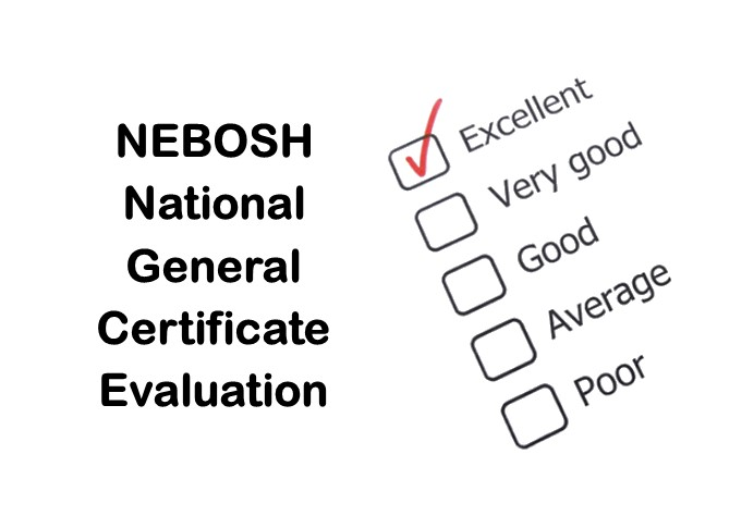 NEBOSH National General Certificate in Occupational Health