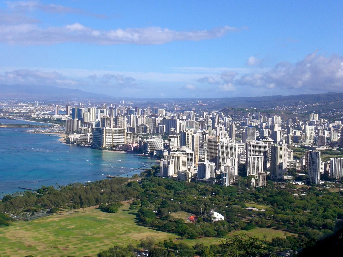Hawaii, Honolulu