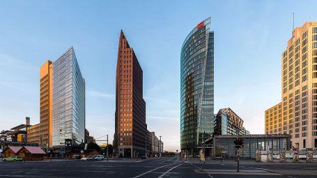 Potsdamer Platz oggi