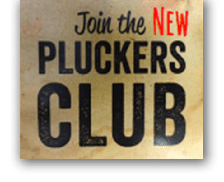 Pluckers gift card for Popeyes louisiana kitchen austin tx