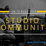 How to Build Your Music Studio Community