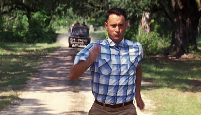 Forrest Gump - Plugged In
