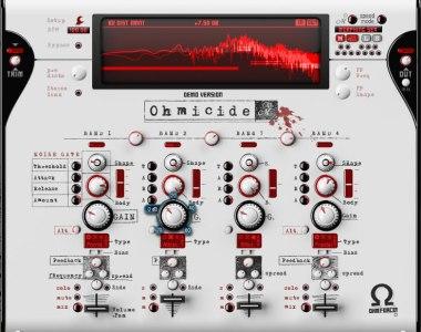 OhmForce Ohmicide: Melohman - Distortion