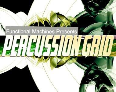 Channel Robot Percussion Grid - Kontakt Instrument