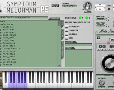 OhmForce Symptohm PE - Synth