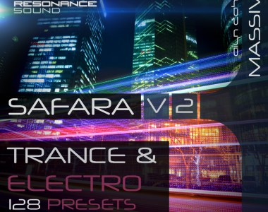 Resonance Sound AZS Safara Vol.2 Massive - Soft Synth Presets
