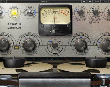 Waves Kramer Master Tape - Saturation