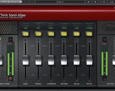 Waves CLA Vocals - Vocal Processing
