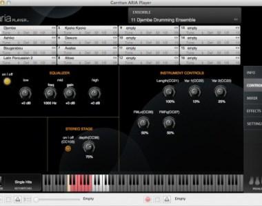 Garritan World Instruments - Virtual Instrument