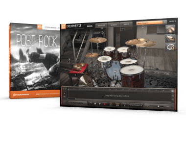 Toontrack Post-Rock EZX - Expansion Packs