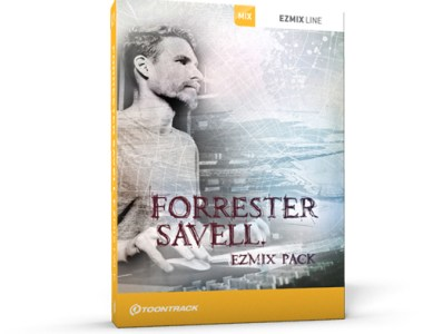 Toontrack Forrester Savell EZmix Pack - Expansion Packs