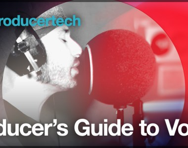 Producertech Producer's Guide to Vocals - Video Courses