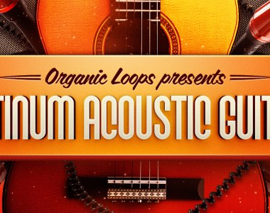 Organic Loops Platinum Acoustic Guitars - Sample Packs