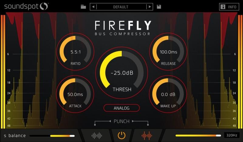 SoundSpot FIREFLY