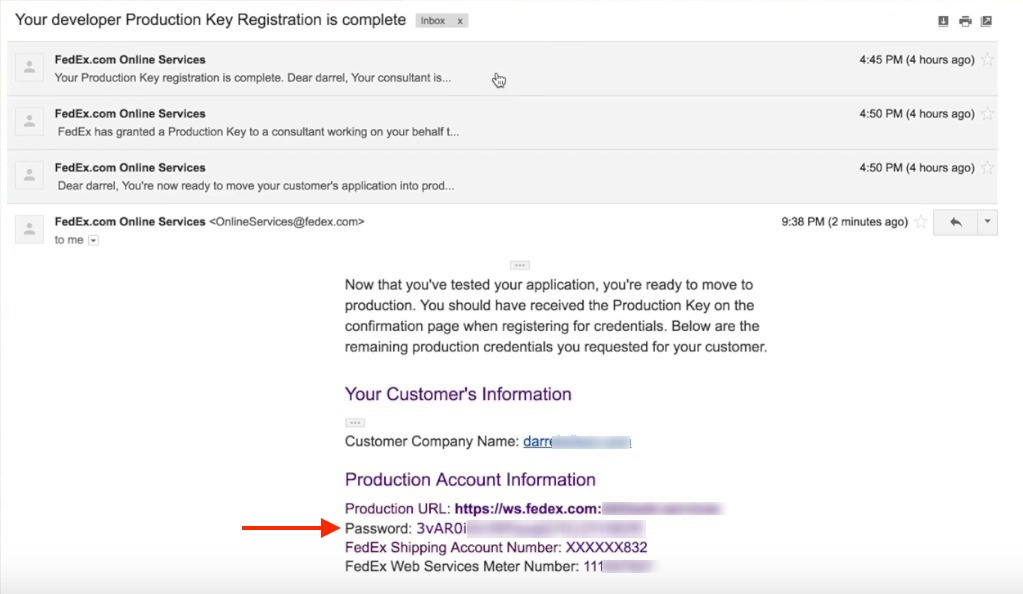 How to Get FedEx Production Credentials and Enable FedEx Label Generation for Your Account? - PluginHive