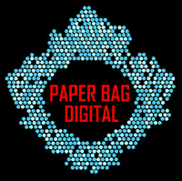 Paper Bag Digital Logo
