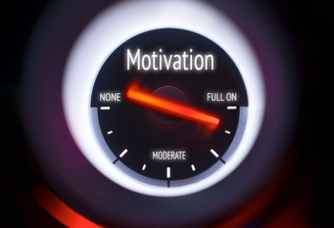 motivation fuels the ride