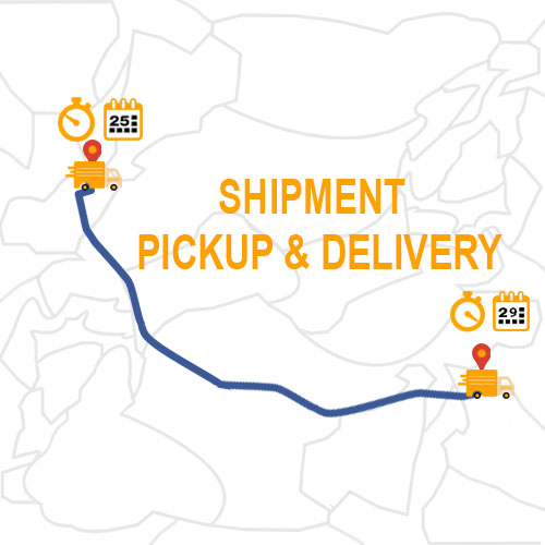 Shipment Pickup and Delivery service booking Pgugin for WooCommerce