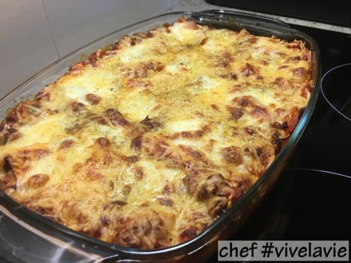 Ovenheerlijke lasagne