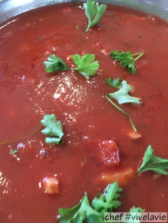 Italiaans stoofpotje met kip