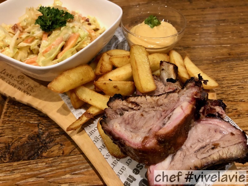 Amazing ribs: 3 smaken!