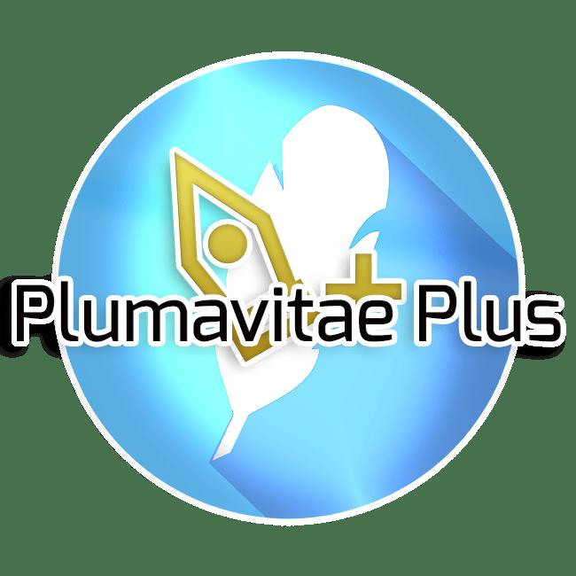 plumavitae plus beta lecture correction embleme