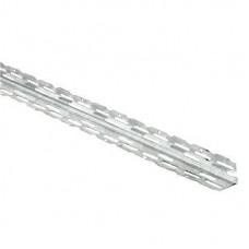 Thin Coat Galvanised Plaster 22mm Angle Bead (3m