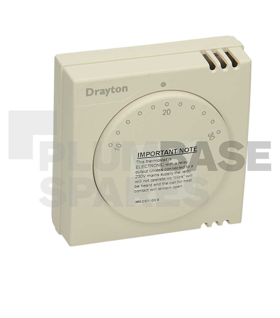 hight resolution of drayton room thermostat rts1 360 image gallery image svg xml