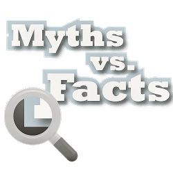 Myths sign Plumbing Myths