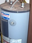 water heater 112x150 Most Common Plumbing Problems