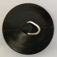 Kitchen Sink Plug Hole Fitting Wall Cabinets Black Plastic For Baths And Sinks Plumbers Mate Ltd