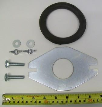 Close Coupling Kit 15 Flat Plate Ideal Standard Type