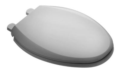 American Standard Slow Close Easy Lift and Clean Elongated Toilet Seat