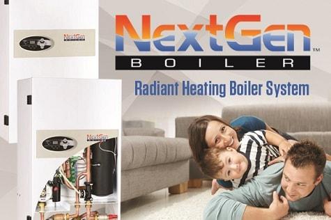 nextgen boiler radiant heat systems
