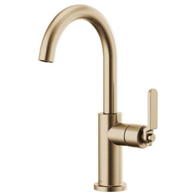 brizo kitchen faucet deep sinks faucets bar sink central plumbing electric 301 50 438 00