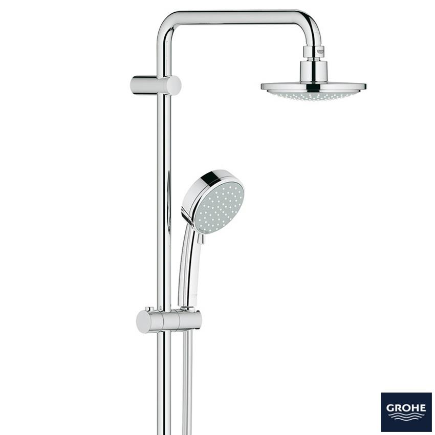 GROHE New Tempesta Cosmopolitan System 160 Bar Shower 2